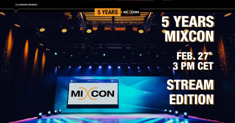 5 Years MIXCON
